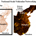 National-Scale Vehicular Networking